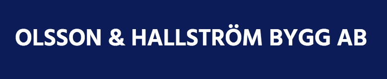 Olsson & Hallström Bygg AB