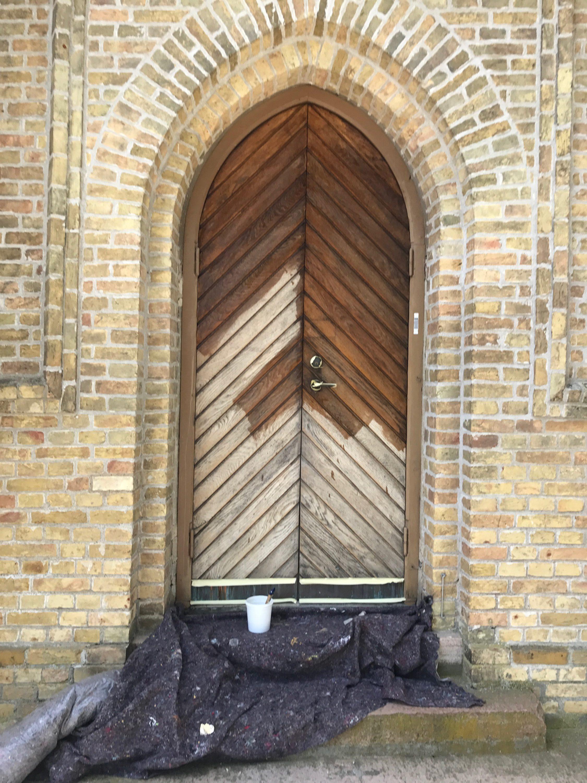 Underhåll till Svenska Kyrkan