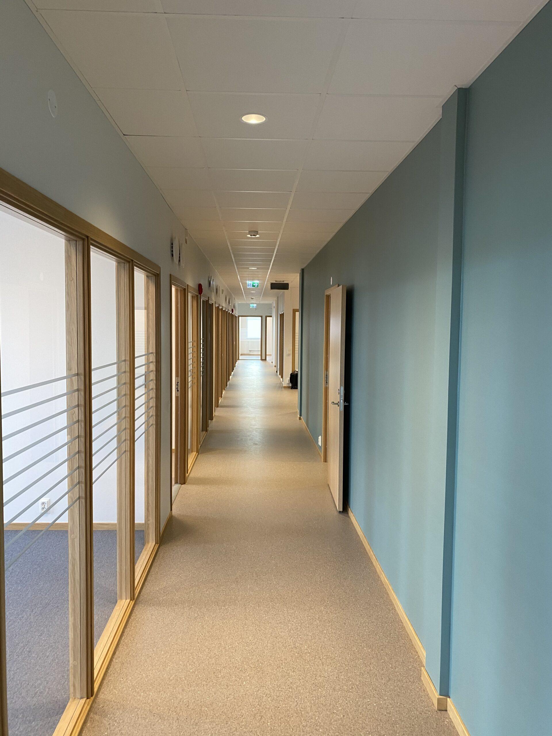 Rättspsykiatrin i Malmö, NBI har stått för totalentreprenaden