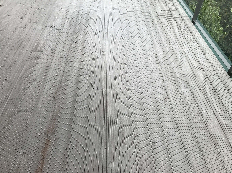 Lasering av golv