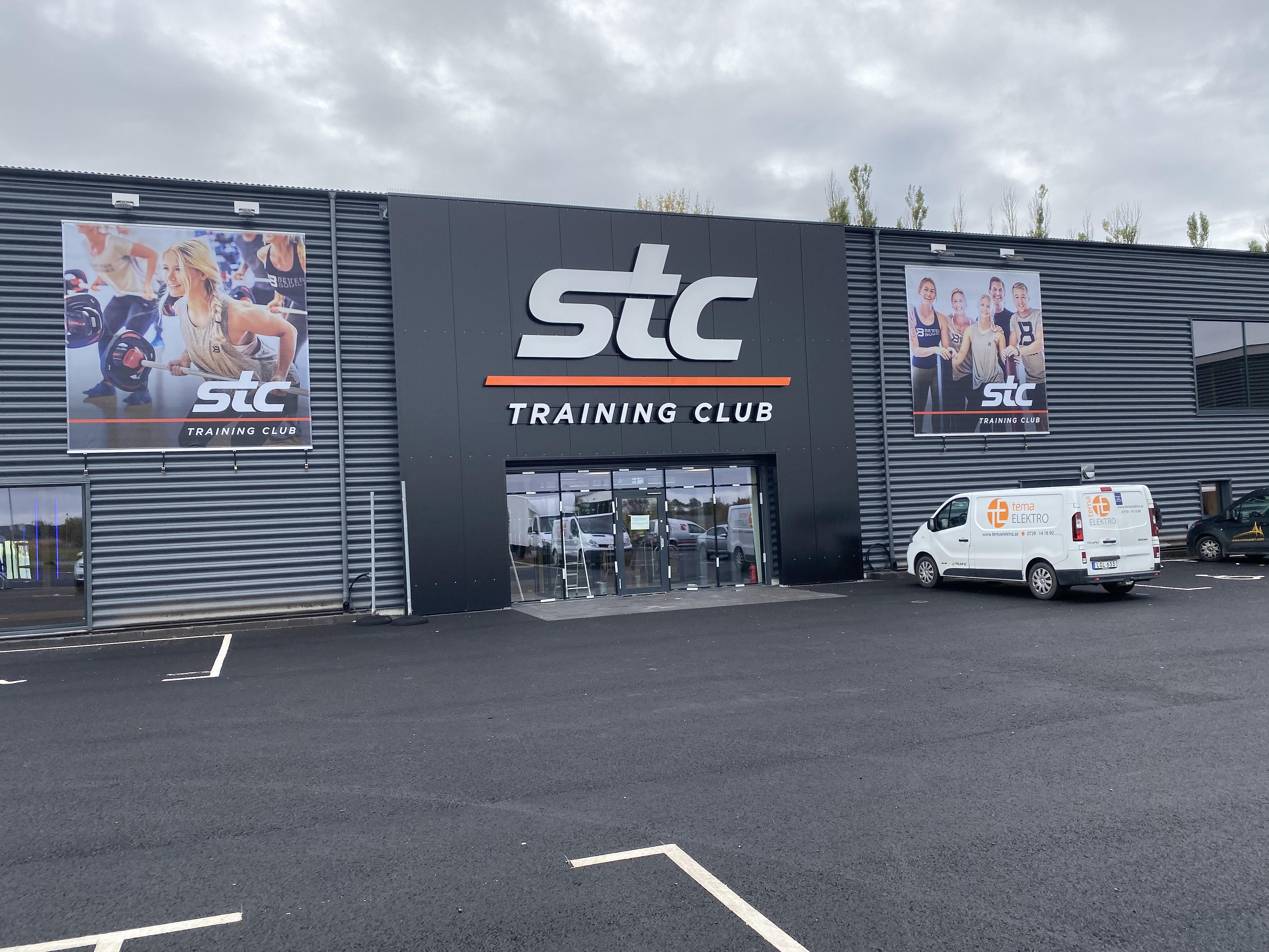 STC gymmet i Staffanstorp